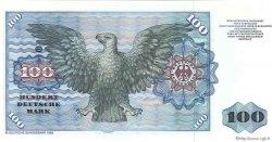 100 Mark ALLEMAGNE  1980 P.034d SPL