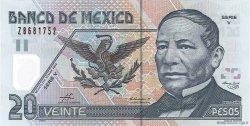 20 Pesos MEXIQUE  2003 P.116d NEUF