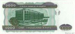1000 Kyats MYANMAR  2004 P.80 pr.NEUF