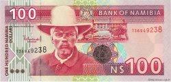 100 Namibia Dollars NAMIBIE  2003 P.09A pr.NEUF