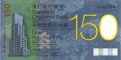 150 Dollars HONG KONG  2009 P.296 pr.NEUF
