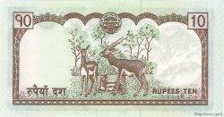 10 Rupees NÉPAL  2008 P.61 NEUF