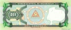 10 Cordobas NICARAGUA  1996 P.181 NEUF