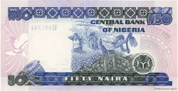 50 Naira NIGERIA  2004 P.27e NEUF