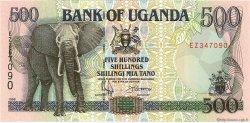 500 Shillings OUGANDA  1998 P.35b NEUF