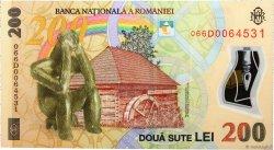 200 Lei ROUMANIE  2006 P.122 NEUF