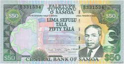 50 Tala SAMOA  2006 P.36 pr.NEUF