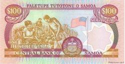 100 Tala SAMOA  2006 P.37 NEUF