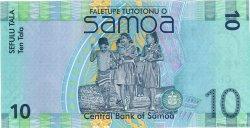 10 Tala SAMOA  2008 P.39a NEUF
