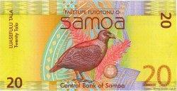 20 Tala SAMOA  2008 P.40a NEUF