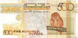 500 Rupees SEYCHELLES  2005 P.41 pr.NEUF