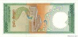 1000 Rupees SRI LANKA  1989 P.101 pr.NEUF