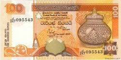 100 Rupees SRI LANKA  2001 P.118a NEUF