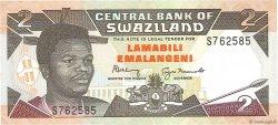 2 Emalangeni SWAZILAND  1994 P.18b NEUF