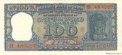 100 Rupees INDE  1970 P.062b SPL