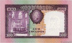 100 Escudos PORTUGAL  1961 P.165 SUP+