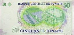 50 Dinars TUNISIE  2008 P.91a NEUF