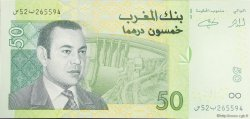 50 Dirhams MAROC  2002 P.69 NEUF