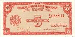 5 Centavos PHILIPPINES  1949 P.126a NEUF