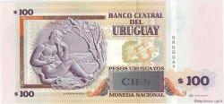 100 Pesos Uruguayos URUGUAY  2008 P.088a NEUF