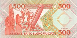 500 Vatu VANUATU  2006 P.05(var) NEUF