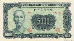 5000 Dong VIET NAM  1953 P.066a pr.NEUF