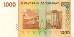 1000 Dollars ZIMBABWE  2007 P.71 pr.NEUF