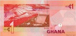 1 Cedi GHANA  2007 P.37a pr.NEUF