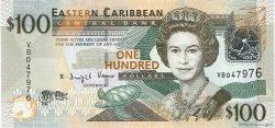 100 Dollars CARAÏBES  2008 P.51 pr.NEUF