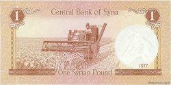 1 Pound SYRIE  1977 P.099a NEUF