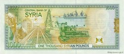 1000 Pounds SYRIE  1997 P.111 pr.NEUF
