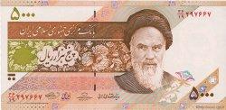 5000 Rials IRAN  2009 P.150 NEUF