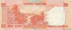 20 Rupees INDE  2007 P.096b NEUF