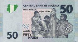 50 Naira NIGERIA  2007 P.35 NEUF