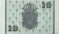 10 Kronor SUÈDE  1957 P.43e SPL
