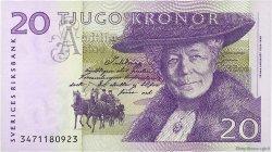 20 Kronor SUÈDE  2003 P.63b NEUF