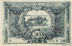 50 Centimes MONACO  1920 P.03rs NEUF