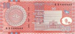 10 Taka BANGLADESH  2002 P.39a NEUF
