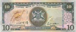 10 Dollars TRINIDAD et TOBAGO  2006 P.48 NEUF