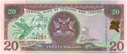 20 Dollars TRINIDAD et TOBAGO  2006 P.49 NEUF