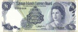 1 Dollar ÎLES CAIMANS  1985 P.05c NEUF