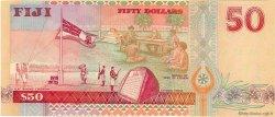 50 Dollars FIDJI  2002 P.108a NEUF