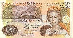 20 Pounds SAINTE HÉLÈNE  2004 P.13a NEUF
