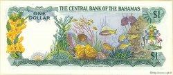 1 Dollar BAHAMAS  1974 P.35b SPL