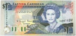 10 Dollars St Vincent CARAÏBES  1994 P.32v pr.NEUF