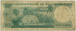 50 Cents FIDJI  1968 P.058a B