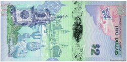 2 Dollars BERMUDES  2009 P.57a pr.NEUF