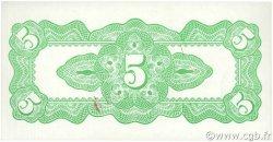 5 Shillings (Swllt) PAYS DE GALLES  1970 P.-- SPL