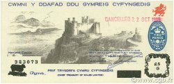 5 Pounds (Punt Gymraeg) PAYS DE GALLES  1969 P.-- NEUF