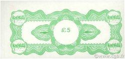 5 Pounds PAYS DE GALLES  1971 P.-- NEUF